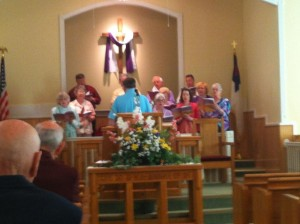 Easter morning Choir Cantata
